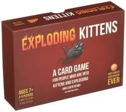 Exploding Kittens: First Edition ( Limited Edition )