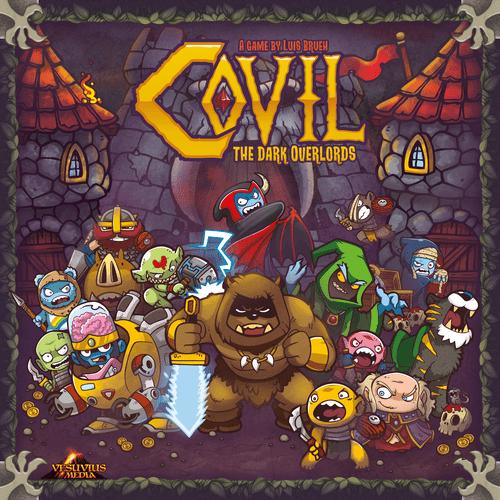 Covil: The Dark Overlords ( Kickstarter Edition )
