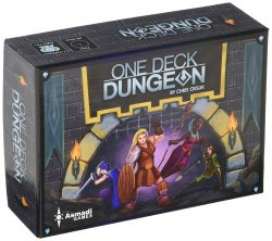 One Deck Dungeon (Core/ Expansion)