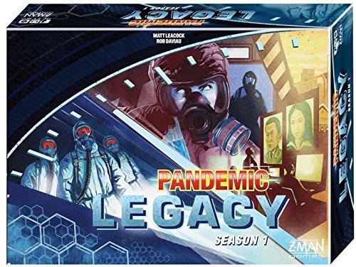 Pandemic Legacy: Season 1 (Blue Box)