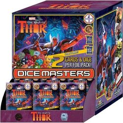 Marvel Dice Masters: The Mighty Thor - Gravity Feed (90)