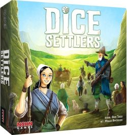 Dice Settlers (Preorder)