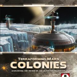 Terraforming Mars: The Colonies Expansion (Preorder)