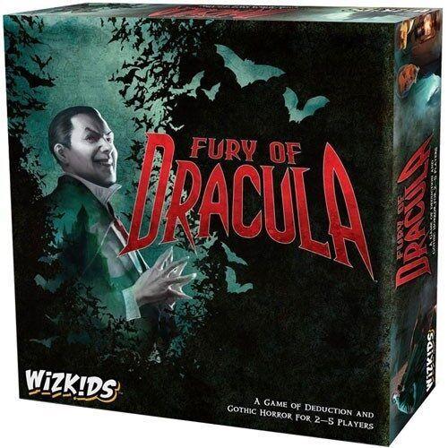 Fury of Dracula (4th Edition) (Preorder)